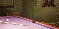 Sala de juegos - Billar