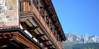 Balcón a los picos